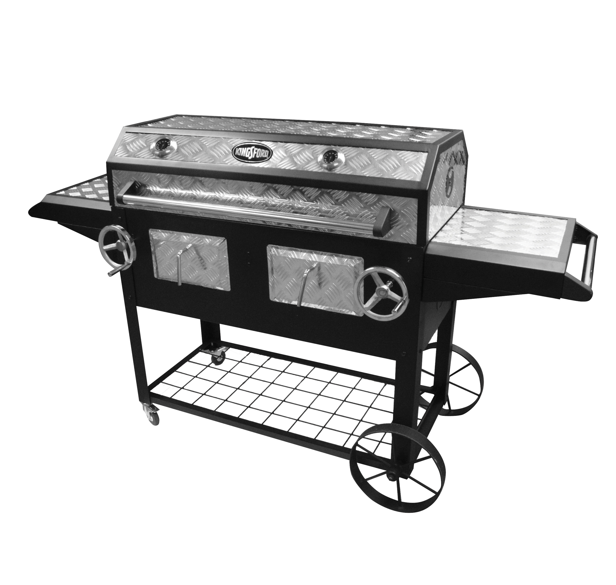 Heavy Duty Charcoal Barbecue : Welcome to rankam
