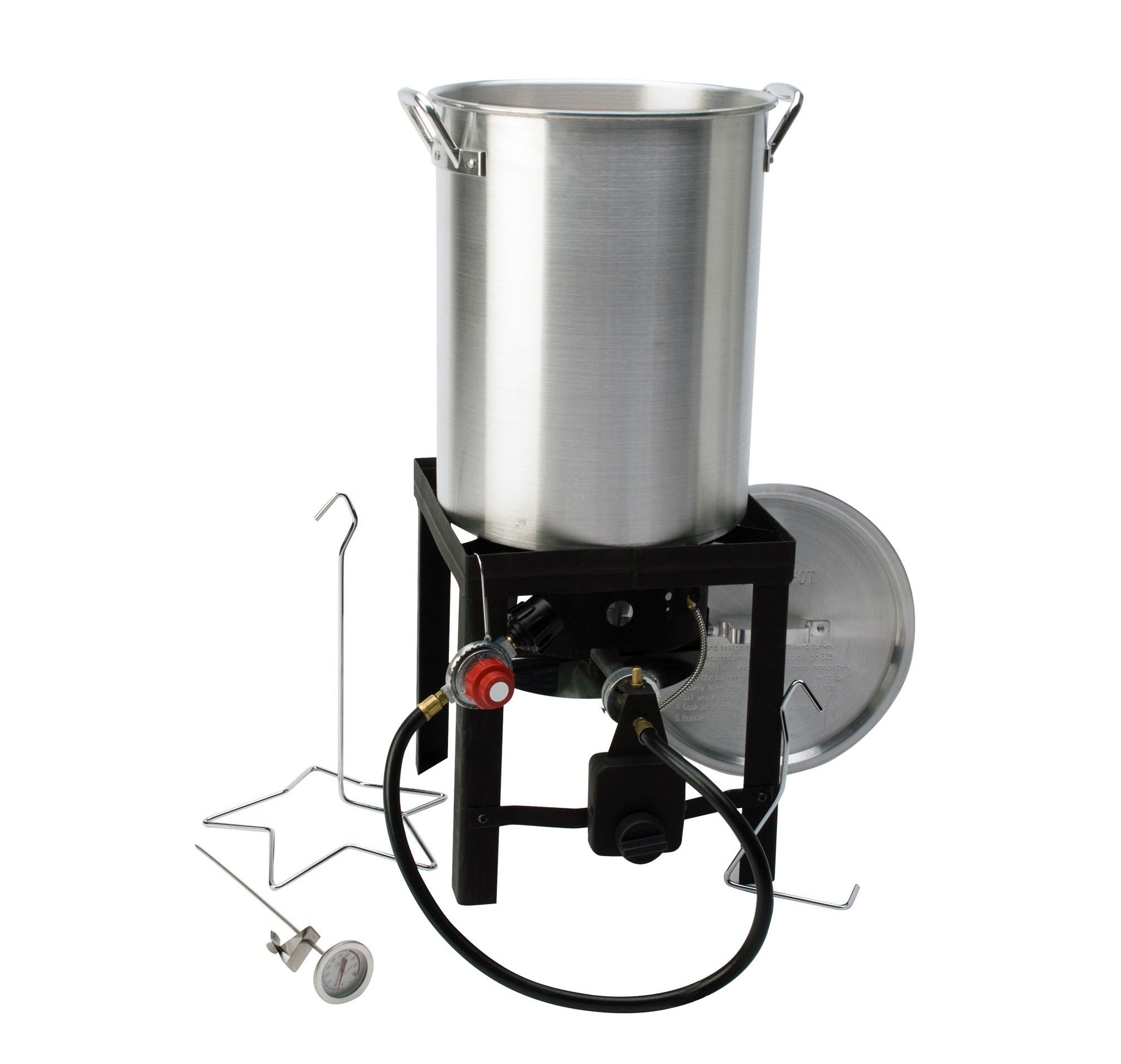 30 QT. Aluminum  Turkey Fryer