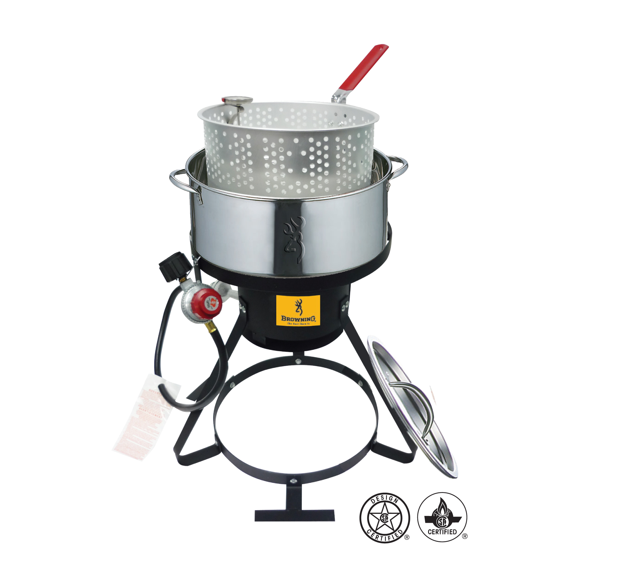 Welcome to rankam for Fish fryer pot